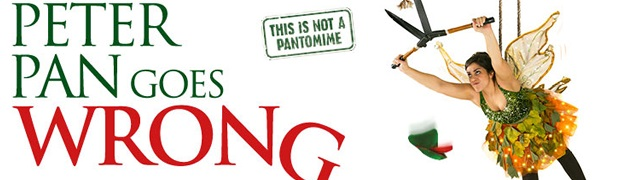 Peter Pan Goes Wrong NEW