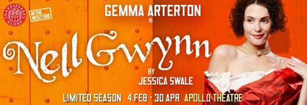 Nell Gwynn banner