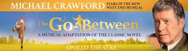the go-between logo banner