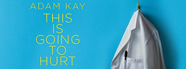 Adam Kay This is Going to Hurt at the Apollo Theatre, London
